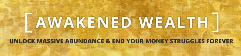 Awakened Wealth Unlock Massive Abundance & End Your Money Struggles FOREVER