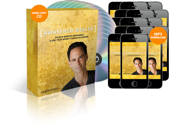 5-Session, 10+ Hours of Wealth-Consciousness Training (Retail Value $997)