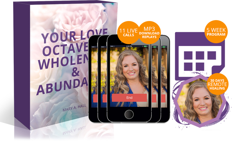 11 Interactive Calls, PLUS 30 days of Remote Healing Energies - Downloadable MP3s of Replays & Remote Healing In The Background (Retail Value: $497)