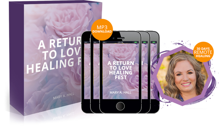 5-Audio Set, PLUS 30 Days of Remote Healing Energy - Downloadable MP3s & Remote Healing In The Background (Retail Value $1,000+)
