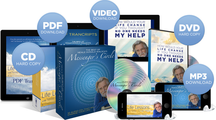 Neale Donald Walsch Healing With The Masters