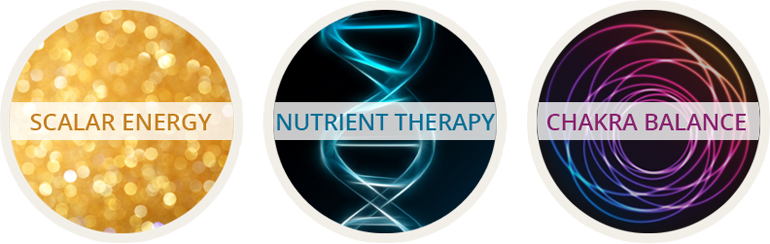 Scaler Energy - Nutrient Therapy - Chakra Balance