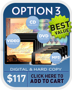 Option 3: Both Digital Downloads and Hard Copies